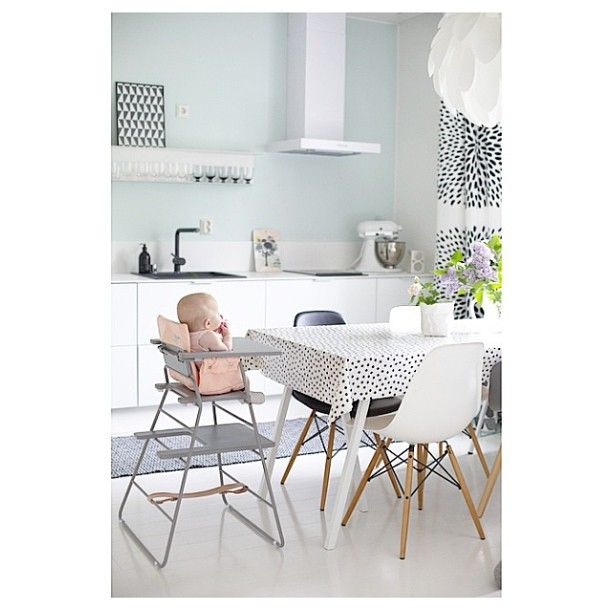 Thank you so much @sari_insta for sharing this beautiful picture from your lovely kitchen ☺ #beautiful #living #love #light #cool #colour #kitchen #design #eames #TOWERchair #grey #NEWS #budtzbendix #danish #design #designforkids #nordic #architects #scandinavia #copenhagen #regram @sari_insta (her: GREY is Cool, Baby! )