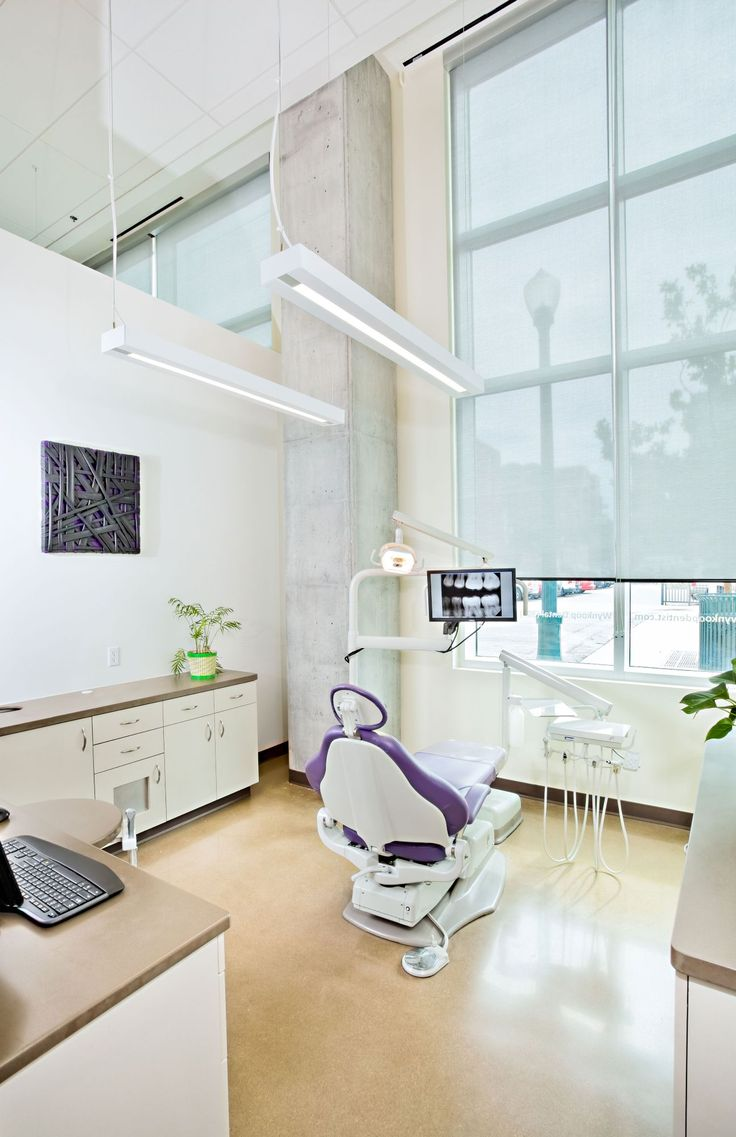Wynkoop Dental Exam Room