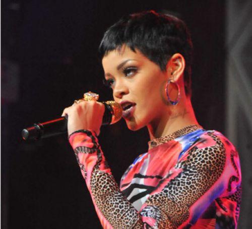 Rihanna pixie cut - Google Search