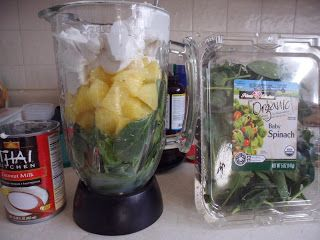 Green Smoothies - all natural.