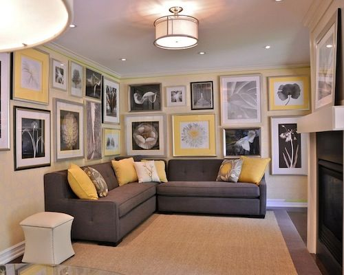 1000 Images About Color Trend Grey Yellow On Pinterest