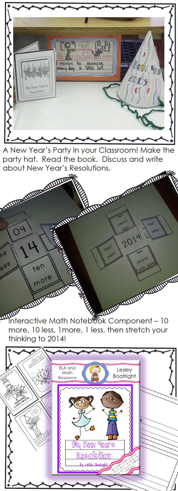 after christmas break writing activity for middle school