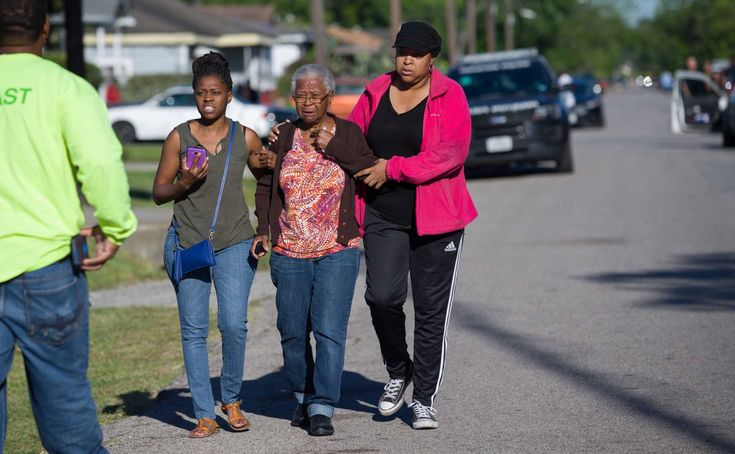 Houston police confirmed Friday afternoon that four people are dead across three separate murder scenes between Houston and Fresno and that the murders are connected.