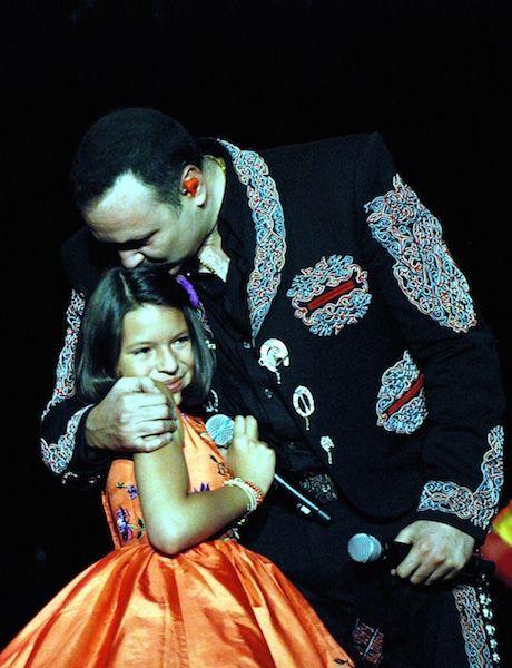 Angela Aguilar en Concierto con Pepe Aguilar | Temecula CA. | 3 y 4 de Mayo 2014 | Fotos por: Jesús Aguilar - jesusmariano@gmail.com