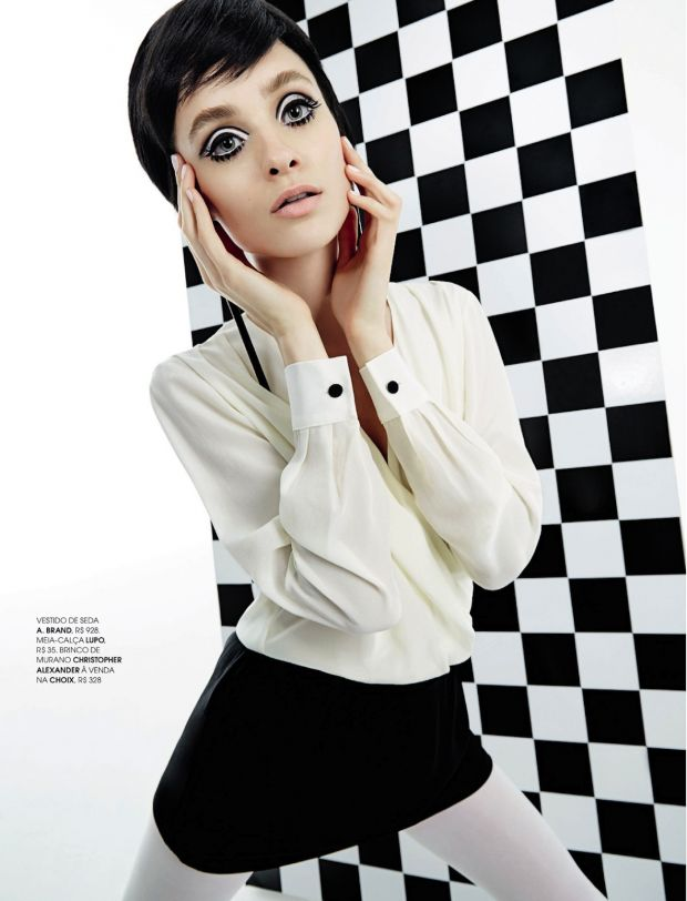 nice Marie Claire Brasil | Editorial de Moda Abril 2013 | Carolina Thaler por Eduardo Rezende