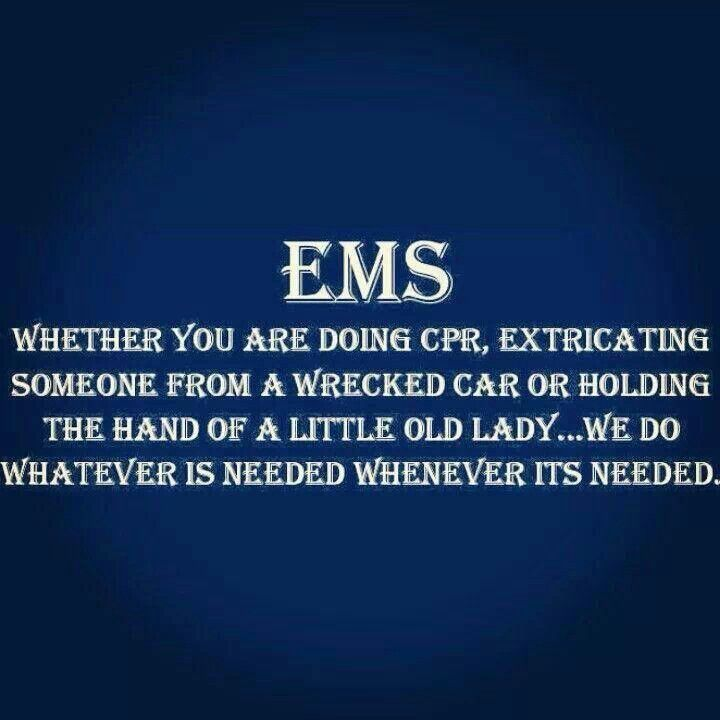 40 best EMS images on Pinterest Emergency medical services, Fire - paramedic job description