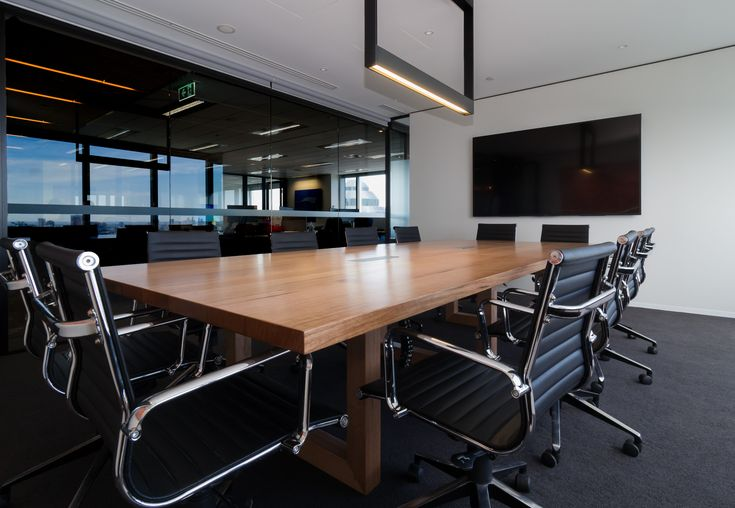 A different style of boardroom lighting.... Its nice to step outside the square and do something different.  What do you think?
