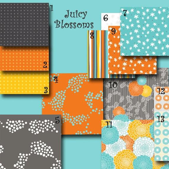 etsy - allnestledinbedCribs Baby, Baby Bedding, Baby Beds, Baby Baby, Kids Room, Beds Juicy, Future Baby, Custom Cribs, Juicy Blossoms