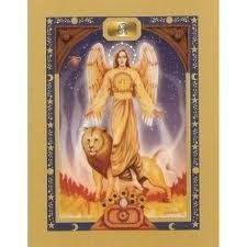 ESPIRITUALIDAD: ANGEL VERCHIEL SIGNO DE LEO