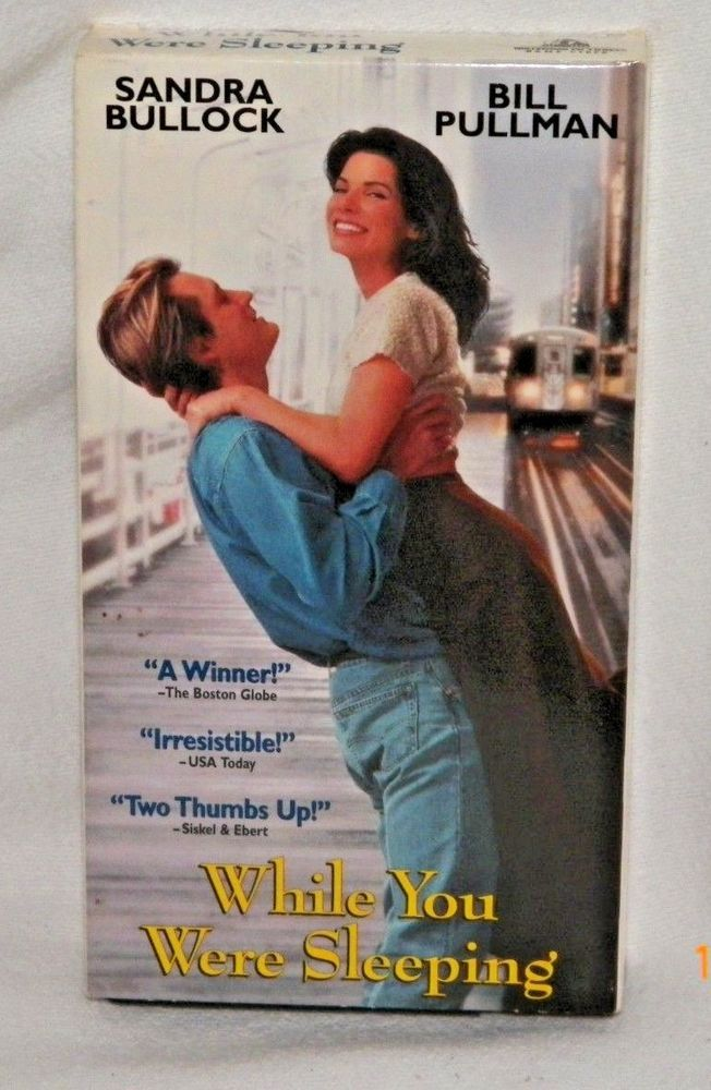 While You Were Sleeping Vhs 1995 While You Were Sleeping Streaming Movies Free Movies Online