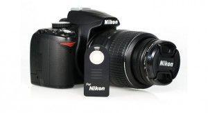 FotoTech ML-L3 Wireless Shutter Release Remote For Nikon D5300, D610, D7100, D3000, D3200, D5200, D5100, D5000, D7000, D60, D80, D90, D600, CoolPix P7800, Coolpix P7000, P6000, P7100, N65, N75, Coolpix 8400, 8800, Pronea S, Nuvis S, Nikon 1 J1, Nikon 1 J2 Nikon 1 V1 V2 AW1 Digital SLRS(Replaces Nikon ML-L3) with FotoTech Velvet Bag | My Canon Digital Camera