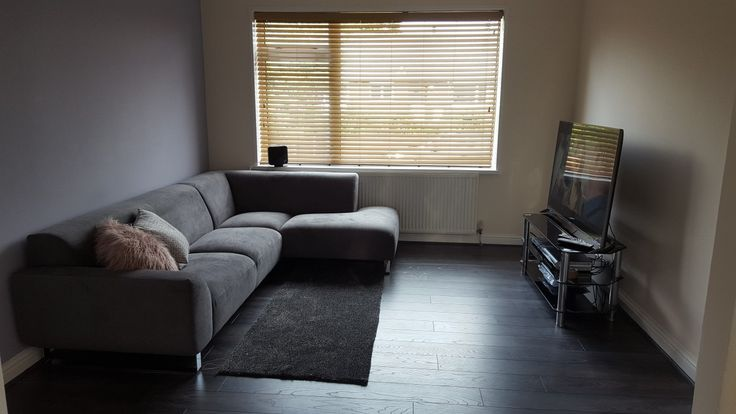 DFS Hardy sofa is silver/grey.  This wasnt in store and ordered it online- the risk was worth it!