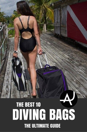 Dive bag reviews: Find out what's the best dive bag. Travel with your scuba gear bag anywhere you want in the world with these awesome models.