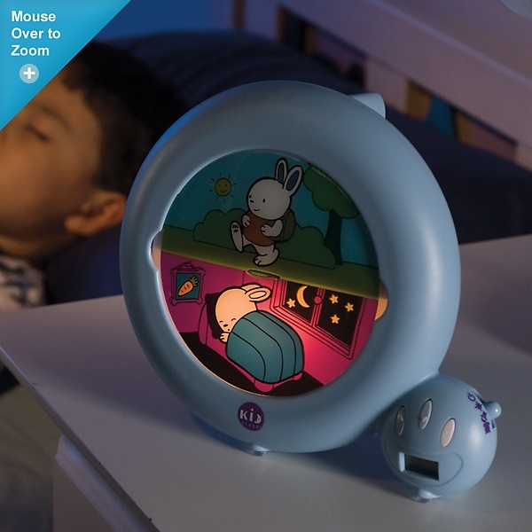 Life changing!  Use this toddler clock to teach your child when to stay in bed and when to get up.  Really helps with confusion during night wakings.