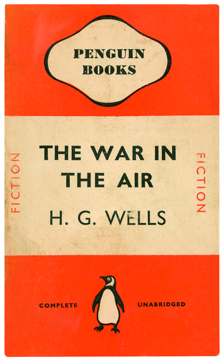 The War In The Air  H G Wells · Late Nightsscience