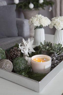 Mosekuler er dekorative både ute og inne.