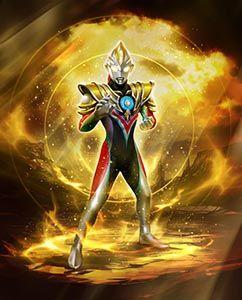 Ultraman Orb Zepellion Solgent