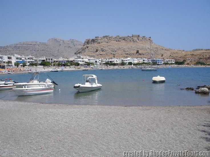 Charaki Beach - Rhodes Island Greece