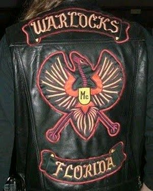 Florida Warlocks MC    The Warlocks Motorcycle Club  is the name used by a number of motorcycle clubs in the United States and other countri...