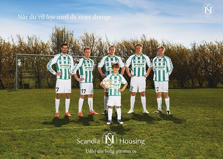 Scandia Housing Billboard Campaign