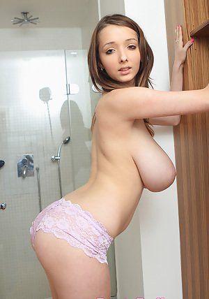 And tits ass natural big