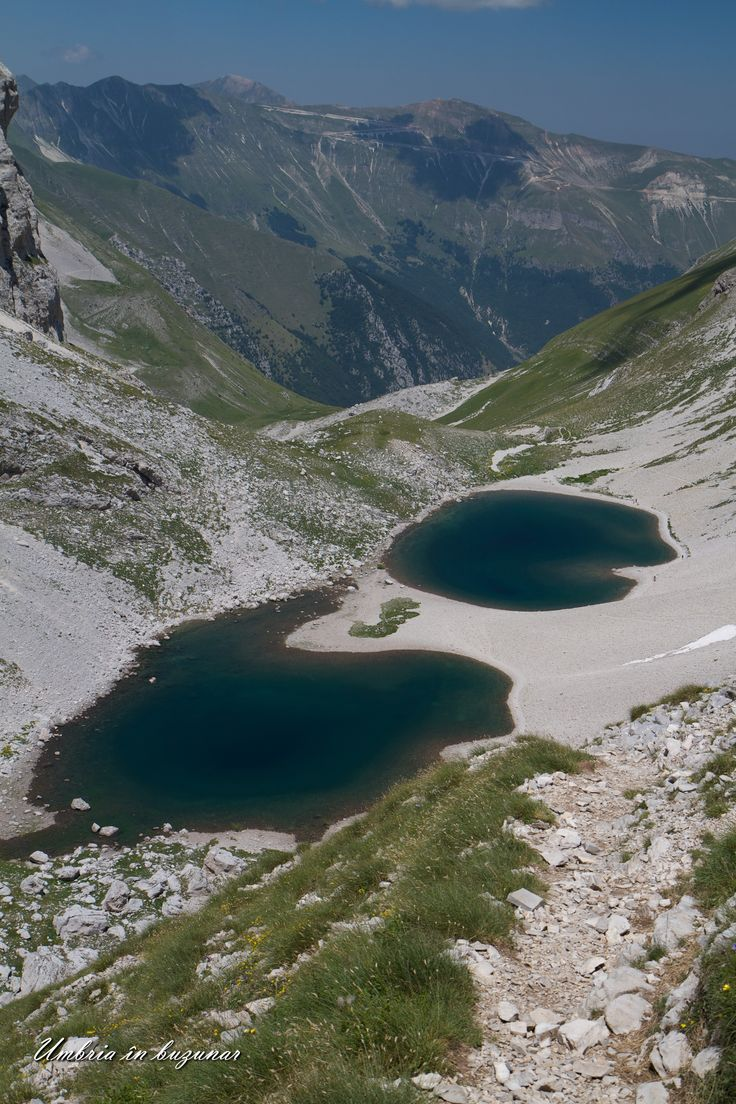 Pilato's lake