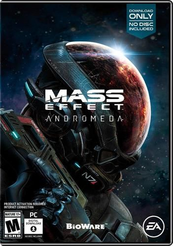 Mass Effect: Andromeda - Windows - Larger Front