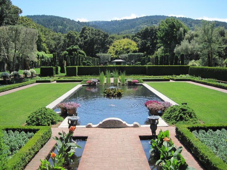 Filoli Gardens, Woodside, CA Filoli Gardens, Woodside