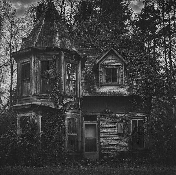 41 Best Abandoned Houses B&W Images On Pinterest