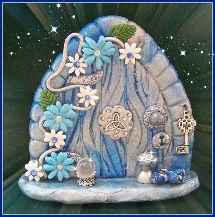Find more of my doors for sale on https://www.etsy.com/uk/shop/CharmedFairyDoors www.charmedfairydoors.com www.facebook.com/charmedfairydoors
