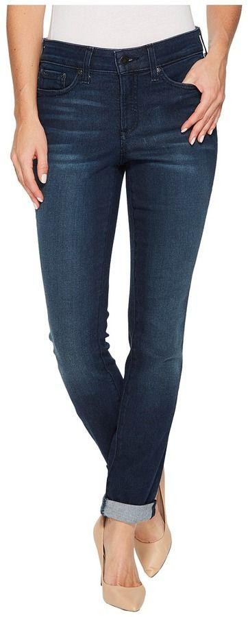 NYDJ Girlfriend Jeans in Smart Embrace Denim in Morgan Women's Jeans