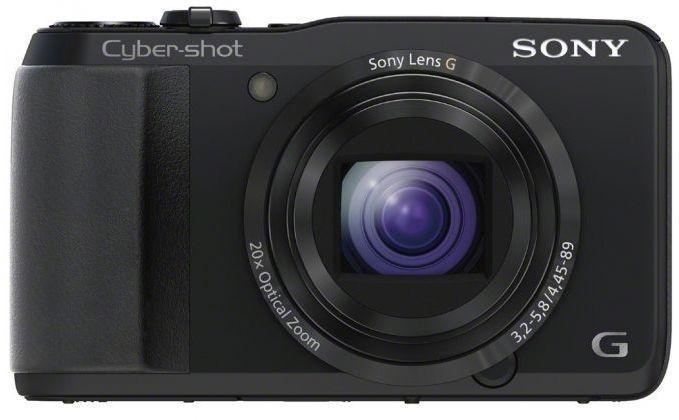 Sony Cyber-shot DSC-HX20V. Anmeldt i So ein ding