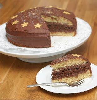 Farmors Sjokoladekake