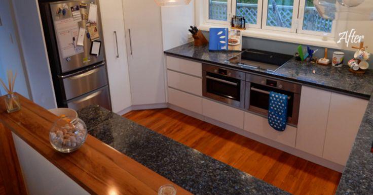 Rimu Kitchen renovation by Pzazz Kapiti