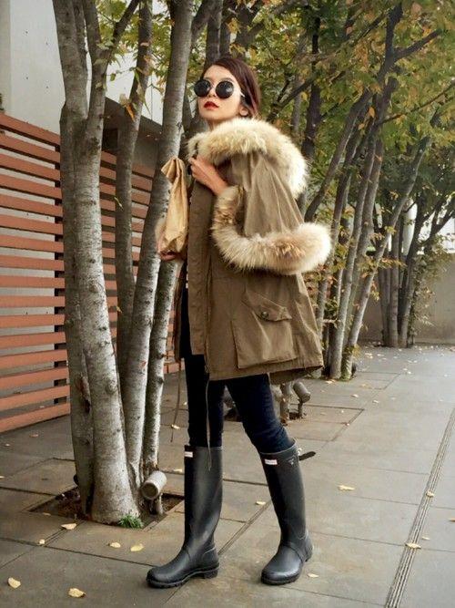 少し肌寒い梅雨もマスト◎モッズコートのトレンド♡人気・おすすめのレディース一覧♡