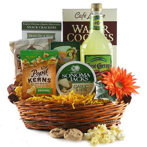 Top Shelf Margarita Gift Baskets