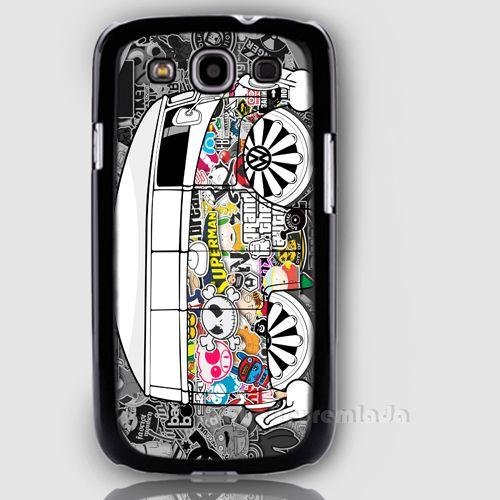 Volkswagen Van Sticker Bomb Samsung Galaxy S3 Case for sale ($24.00) - Svpply
