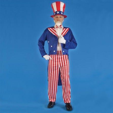 Uncle Sam USA Costume