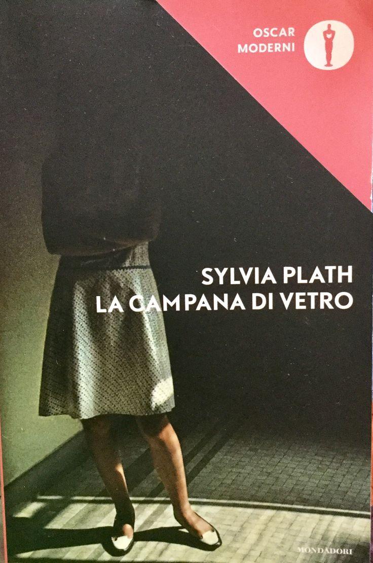 """""""La campana di vetro"""" Sylvia Plath"""