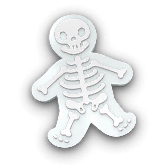 """Gingerdead Men"" Cookie Cutter by Fred & Friends"