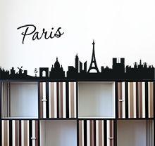 INTERIOR DESIGN DECORAZIONI Skyline di Parigi small