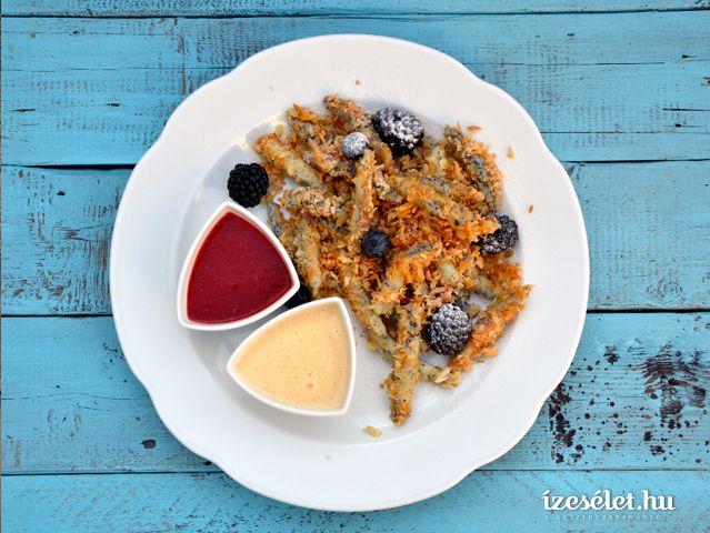 Mákos nudli málna- és vaníliaszósszal - Receptek | Ízes Élet - Gasztronómia a mindennapokra