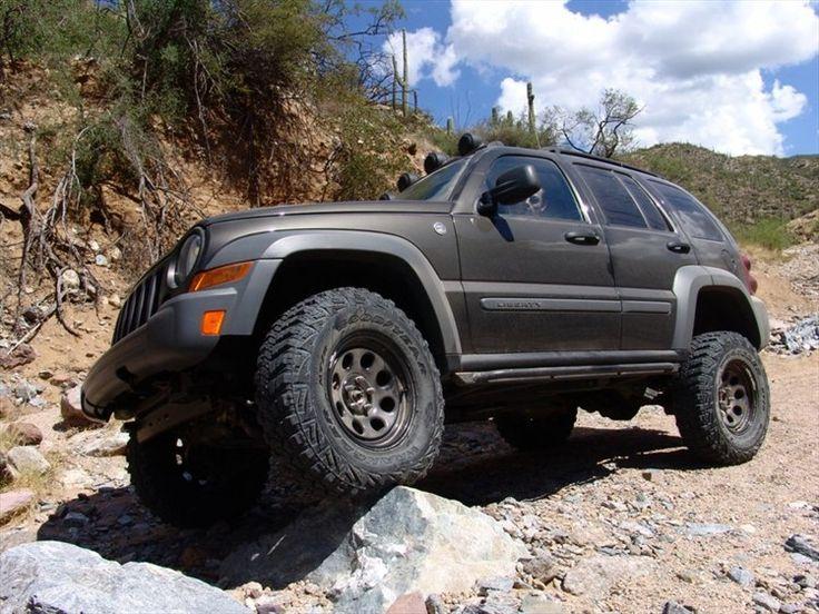 Jeep Liberty Ride Leveling Kits Pabloi76 2006