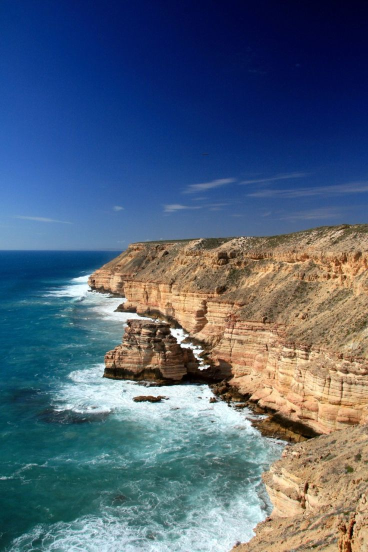 Kalbarri, Australia - Not far from Geraldton on the Western Australia coastline is the town of Kalbarri, home to the Kalbarri National Park. This park has coastline which will be oddly familar to anyone who has done the Great Ocean Road drive in Victoria, but without the hordes of tourists ;) There's also the fabulous inland national park which has gorgeous geology and scenery which is worth exploring.
