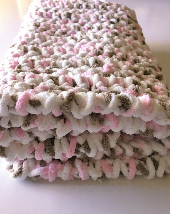Brown Pink Baby Blanket, Crochet Baby Blanket, Newborn Blanket, Baby Girl Blanket, Crochet Blanket, Car Seat Blanket, Stroller Blanket, Photo Prop, Bernat Blanket, Free Shipping, Multi Color, Ready to ship Once you feel the blanket you will fall in love with its softness. Keep