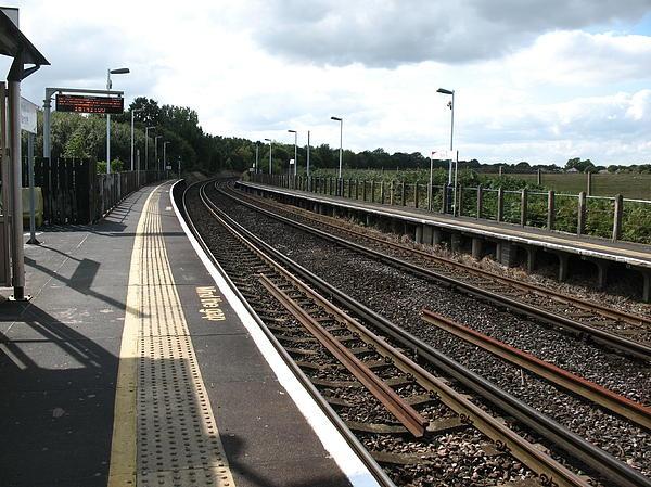 Suburban Railway Station