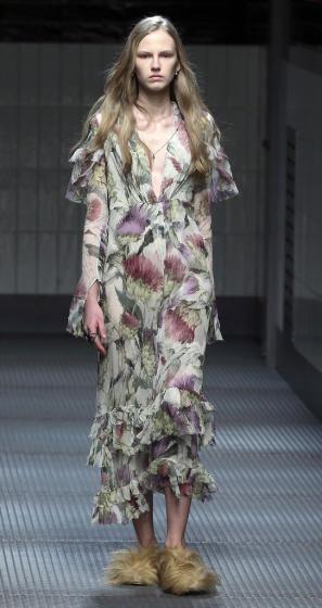 Mailänder Modewoche (Bild: ALESSANDRO BIANCHI)