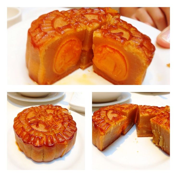 Such great memories of Mooncake! Beautifully done at Kirin Restaurant, Vancouver.