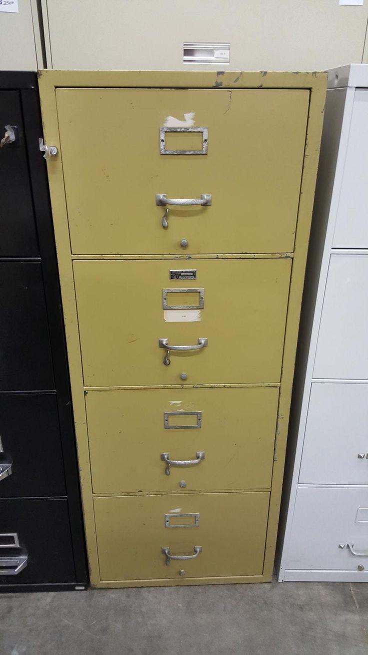 Shaw Walker File Cabinet Lock