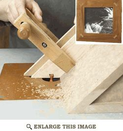 Butterfly Spline Joints and Jig Woodworking Plan, Shop Project Plan | WOOD Store